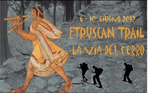 Etruscan Trail 2012.