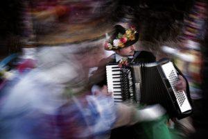 Il Carnevale dei Matòci. Febbraio 2012. Foto D. Lira