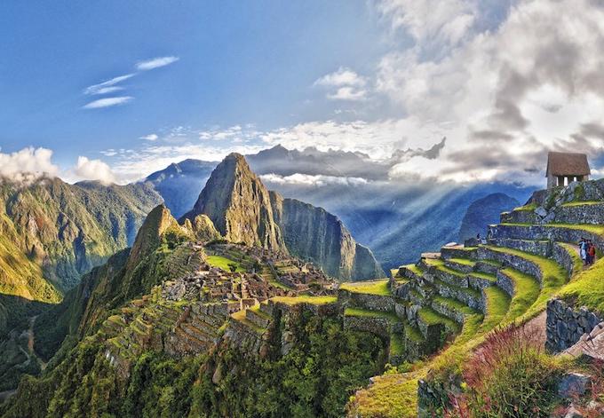 I colori del Peru'