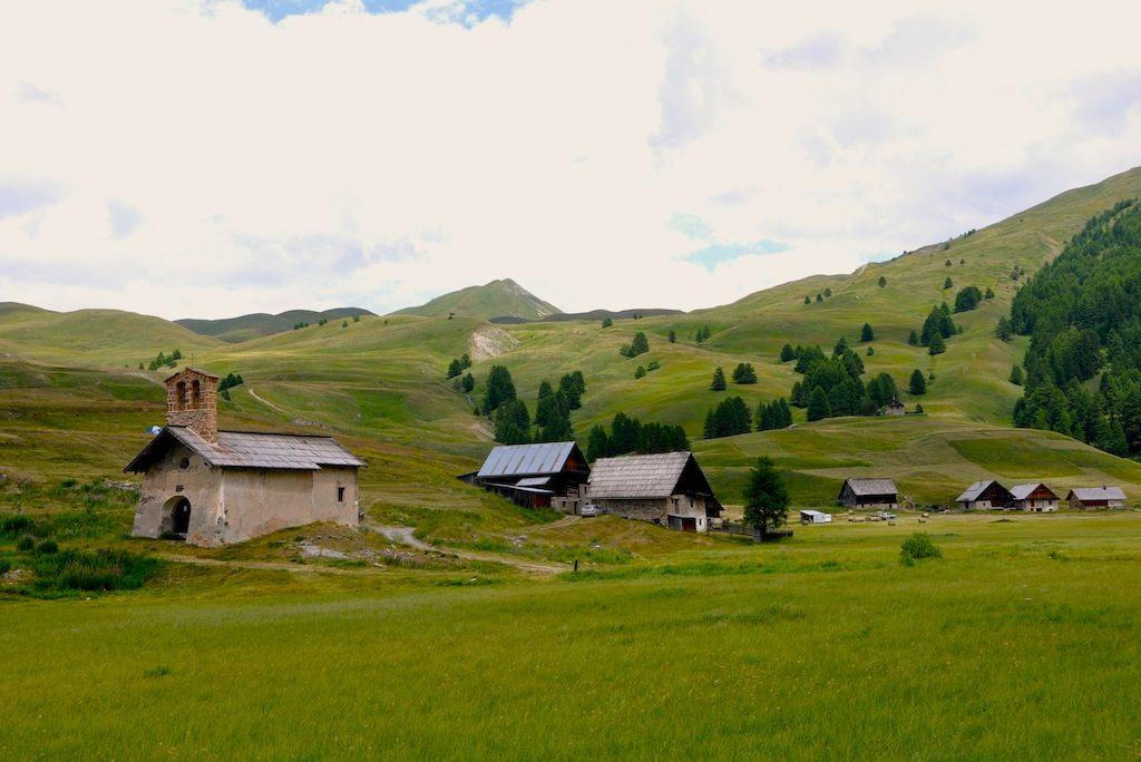 La Valle della Cerveyrette, nel Briancçonnais.