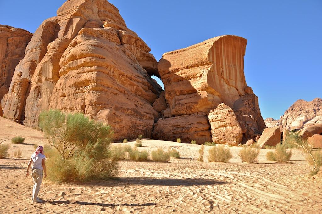 Salviamo Wadi Rum