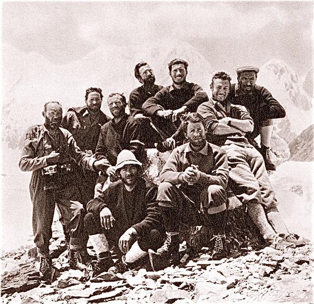 Giuseppe Oberto, l'ultimo del Gasherbrum IV