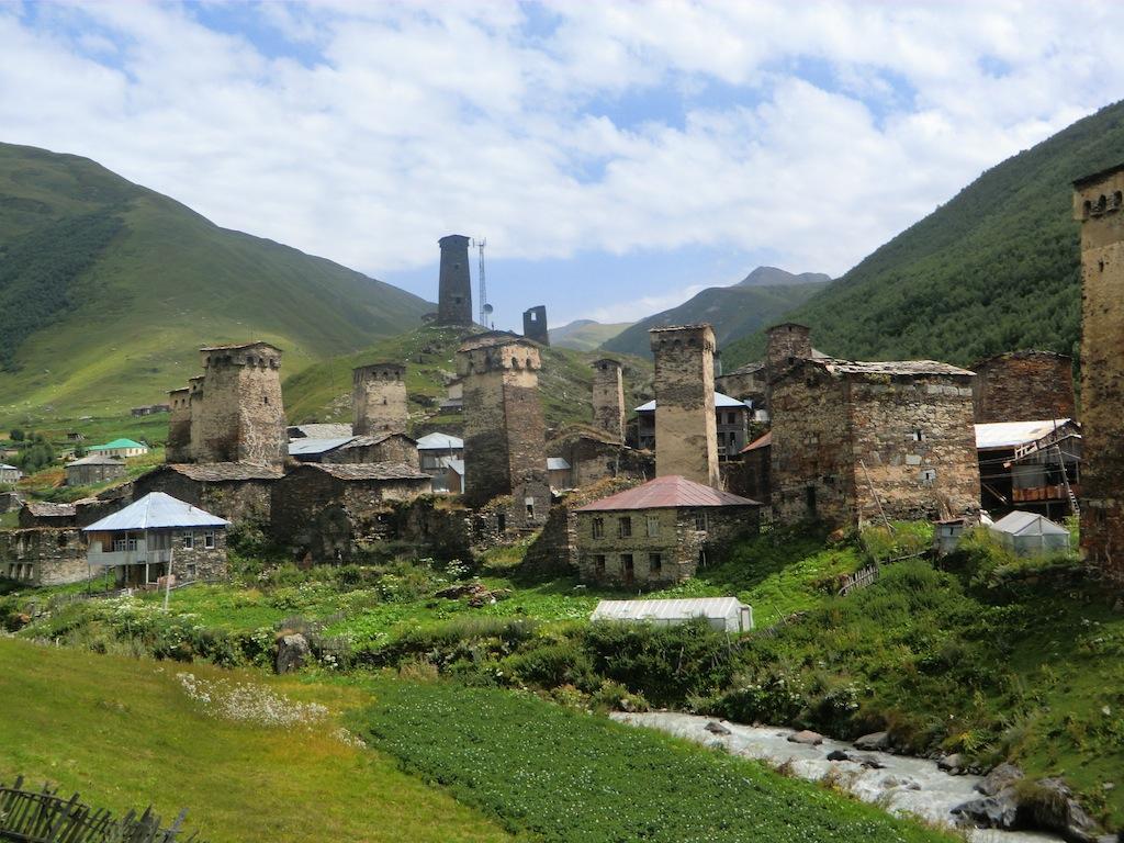 Nel Caucaso georgiano