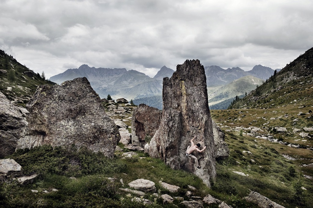 Il Lagorai arrampicato