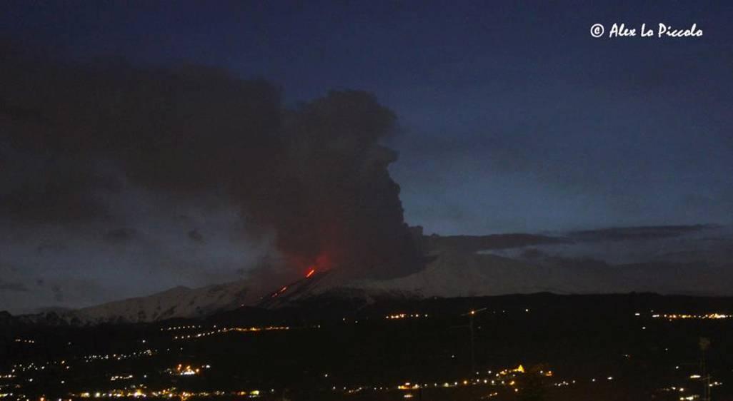 Ancora l'Etna