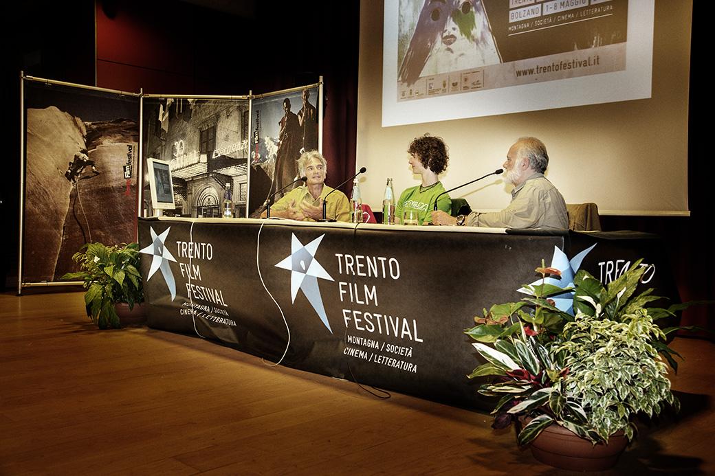 La grande kermesse del Trento Film Festival