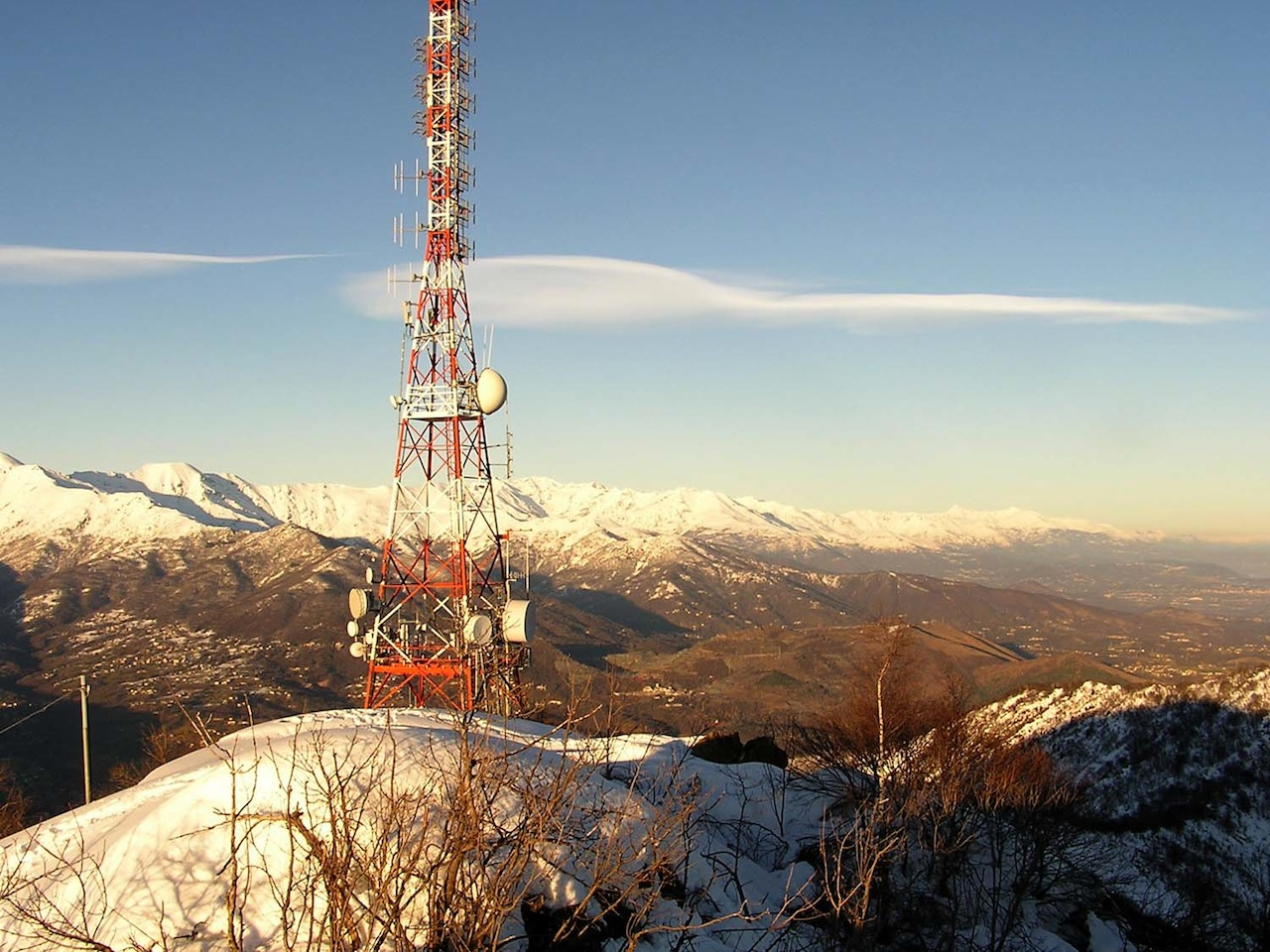 Digital divide in Piemonte