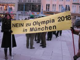 Niente Olimpiadi in Baviera!