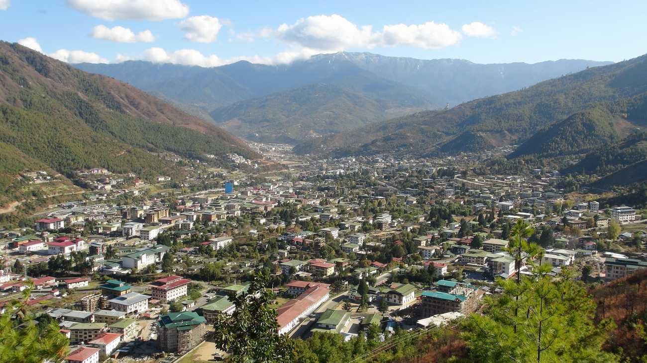 Un esempio dal Bhutan
