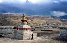 Fa caldo anche in Tibet
