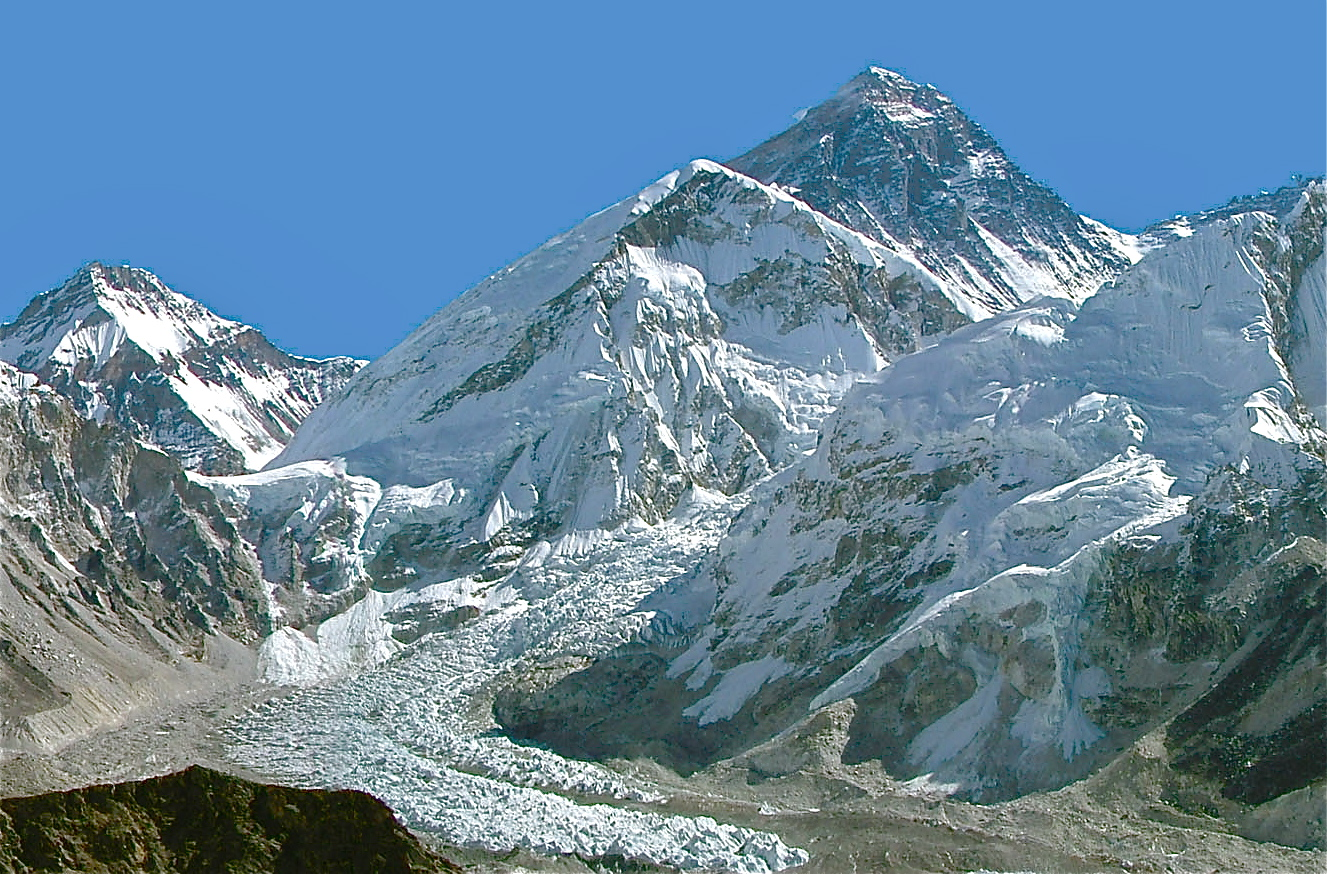 Google sull'Everest