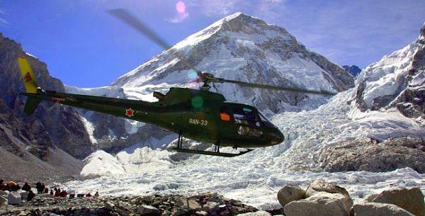 Everest da cambiare