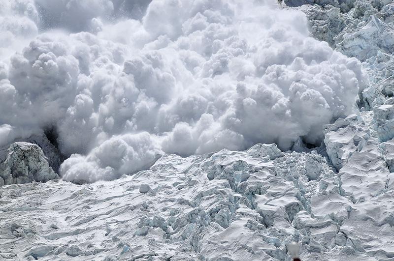 Tragedia all'Everest