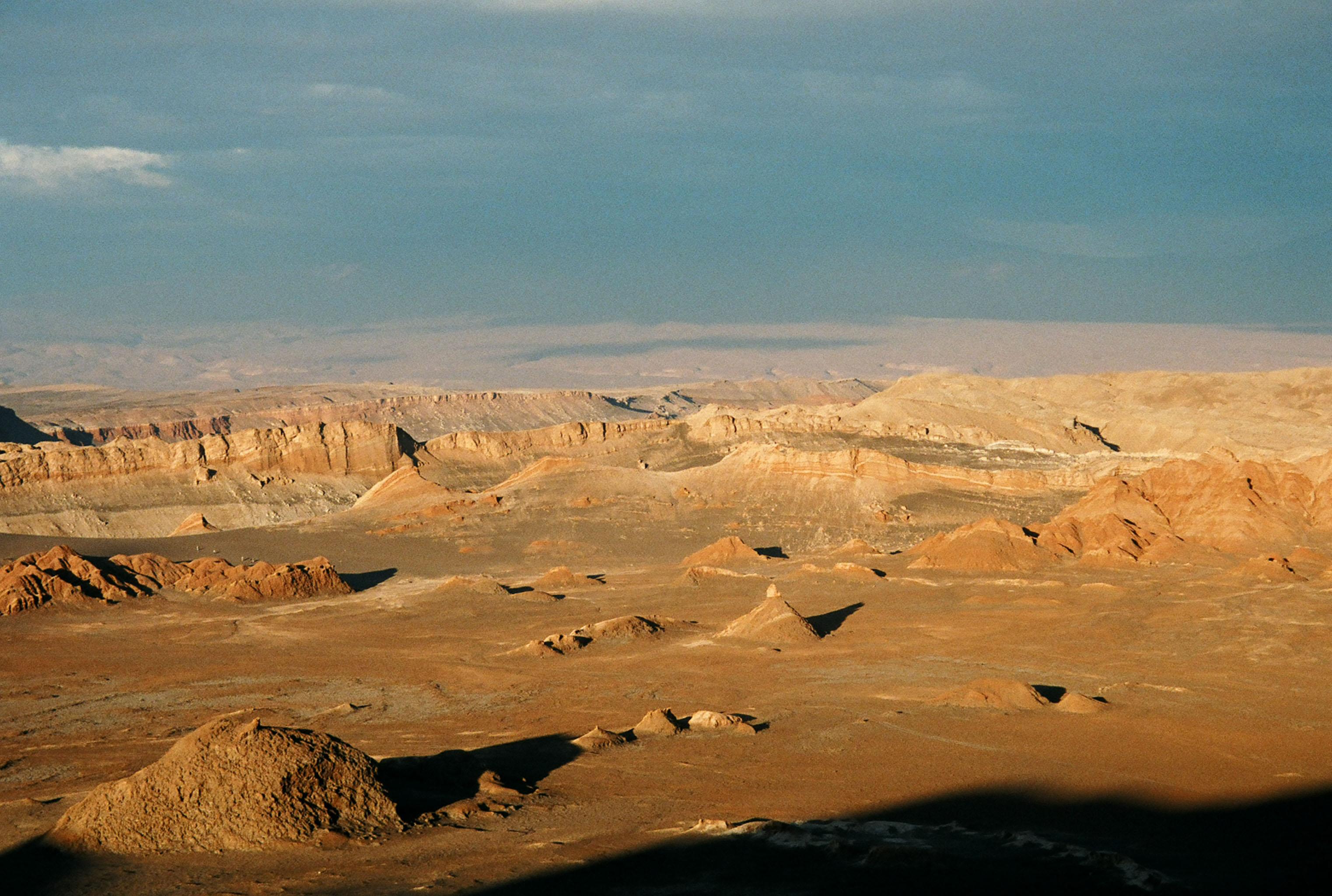 Atacama alluvionato