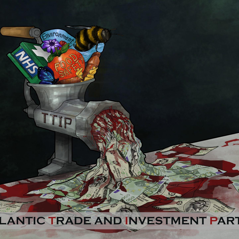 La bufera del TTIP
