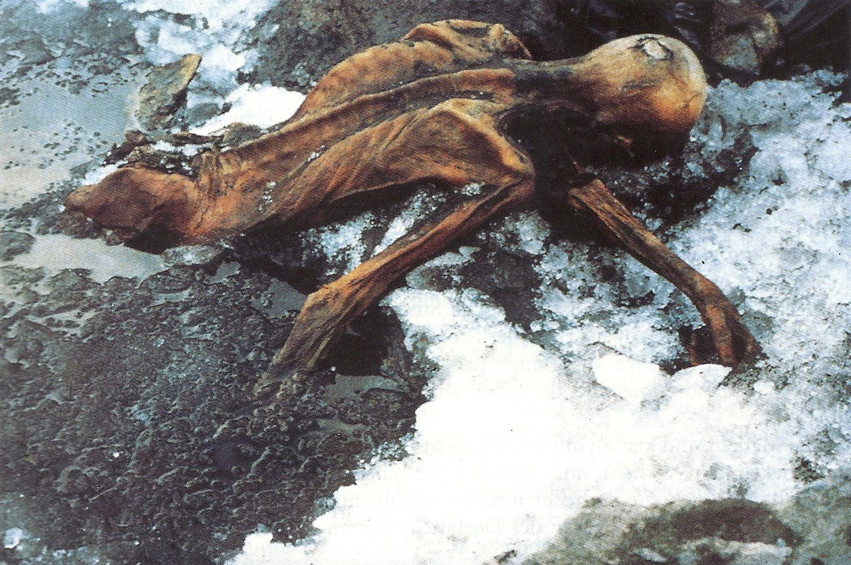 Il compleanno di Ötzi