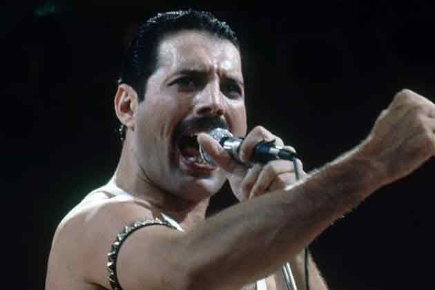 La favolosa vita di Freddie Mercury