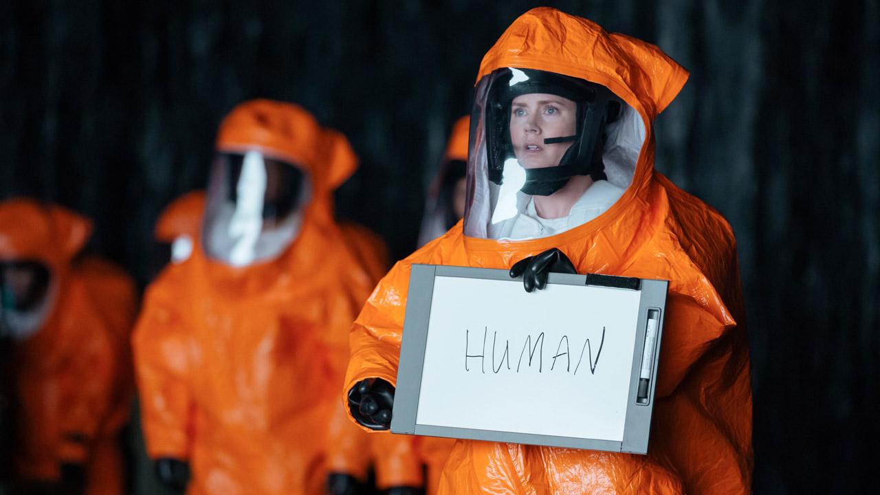 Arrival, dialoghi alieni