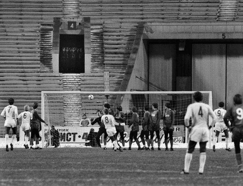 Stadio Lenin, strage dimenticata