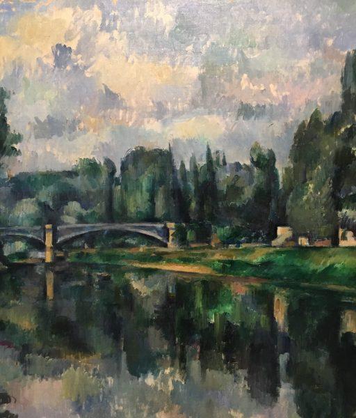 Cézanne e i suoi magnati