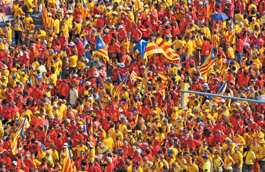 "Spagna, la disputa della ""papereta"""