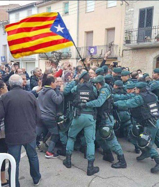 Barcellona, il giorno dopo