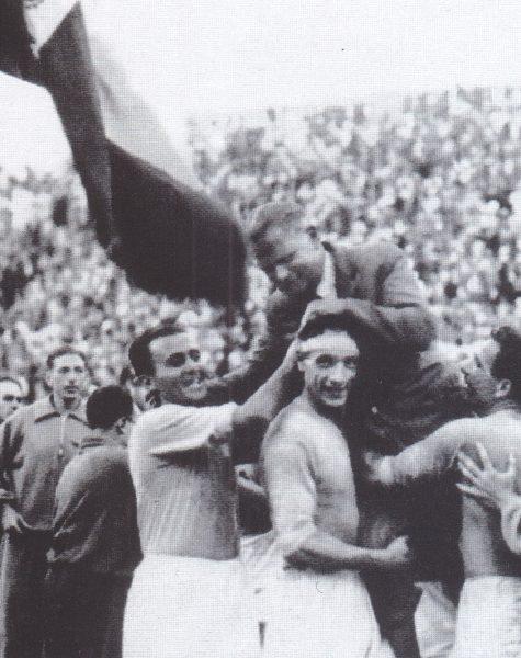 Storie Mondiali, Italia 1934