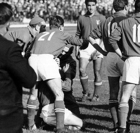 Storie mondiali, Cile 1962