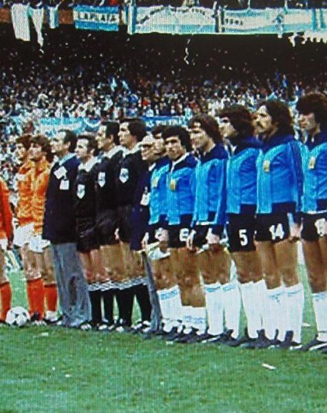 Storie mondiali, Argentina 1978