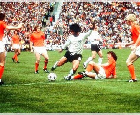 Storie mondiali, Germania 1974