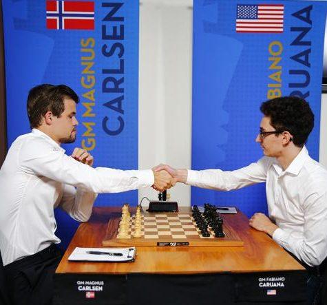 Un po' di Italia nel mondiale di scacchi