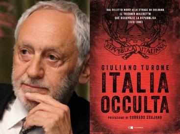 L'Italia occulta di Giuliano Turone
